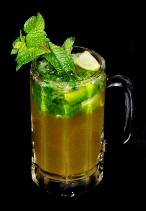 Belgian Mojito Cocktail