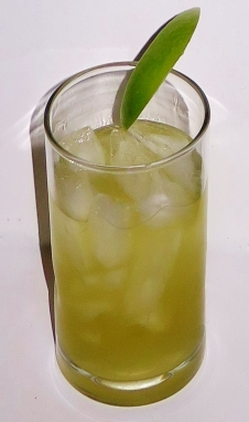 Manzana Smash Cocktail