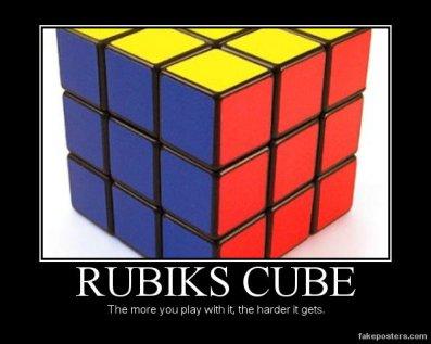 Rubiks Cube Hard