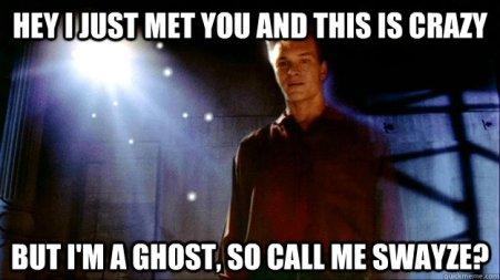 Swayze Ghost