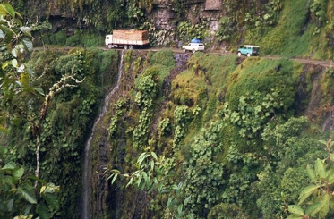 Yungas Road Traffic