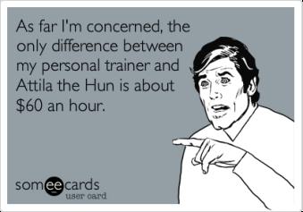Attila Personal Trainer