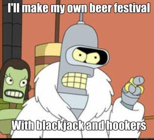bender beer festival