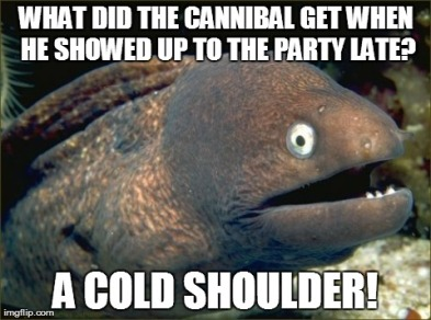 Cannibal Cold Shoulder