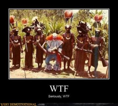 Tribe Clown