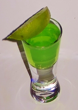 The Incredible Hulk Shot