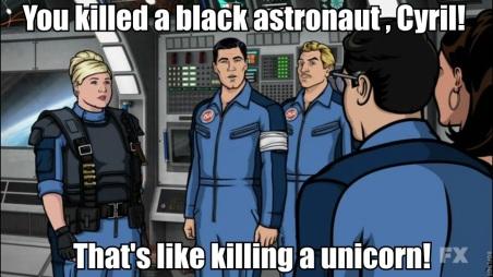 Archer Astronaut