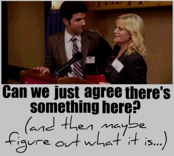 Ben and Leslie