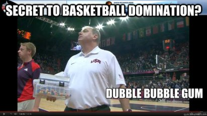 Dubble Bubble Basketball