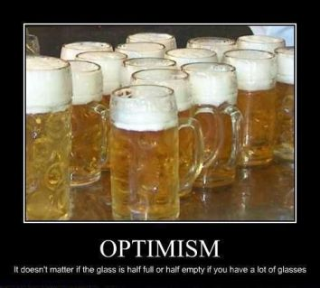 Optimism Glasses