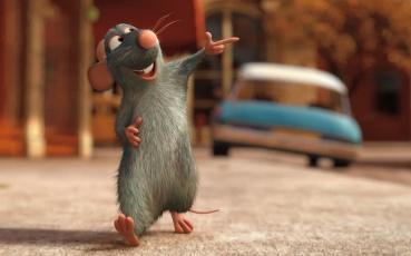 Remy Ratatouille
