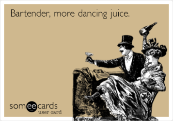Bartender Juice