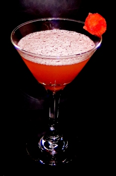 Love Potion #9 Martini