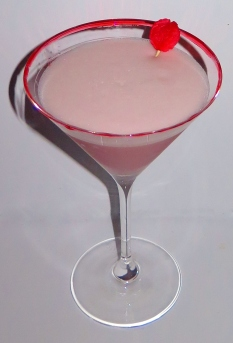 Thigh High Martini