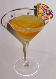 Apple Fritter Martini