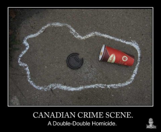 Canadian Crime Scene