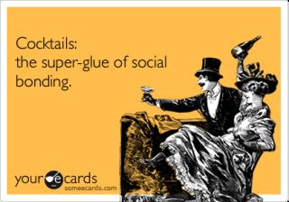 Cocktails Super Glue