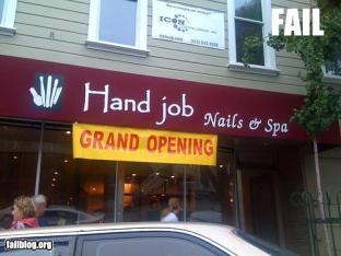 Grand Opening Fail