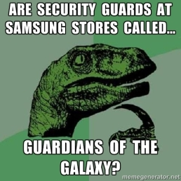 Samsung Guardians Galaxy