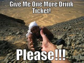 Drink Ticket