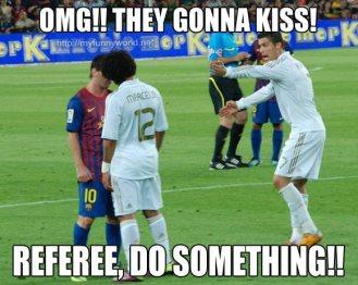 soccer-kiss