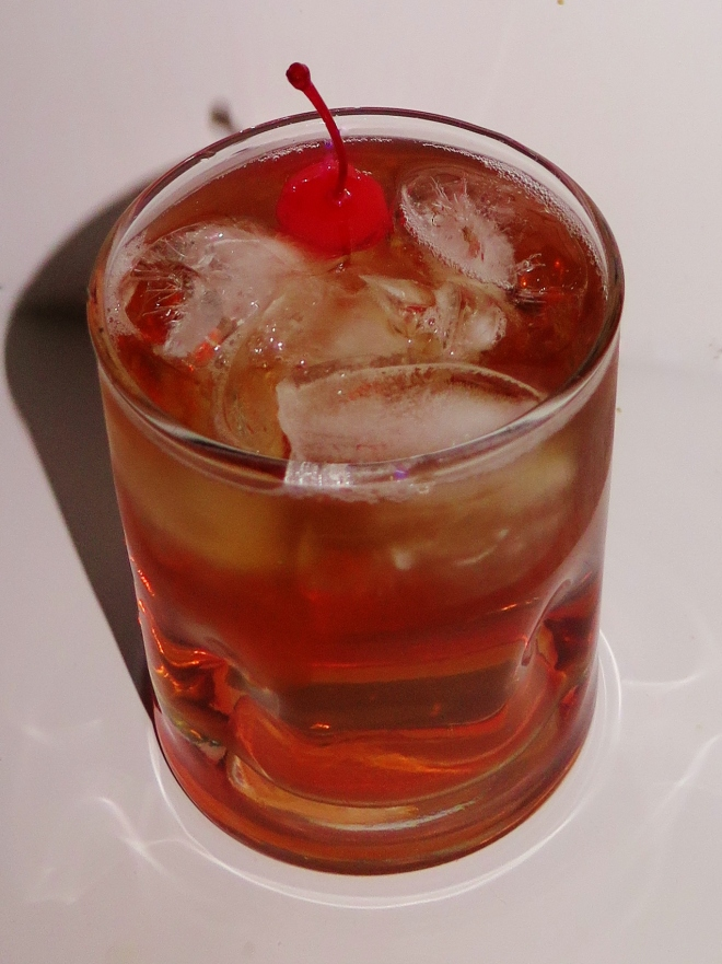 Tickled Peach Cocktail