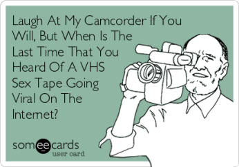 Camcorder Tape