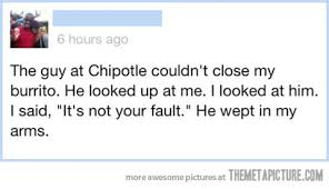 Chipotle Server