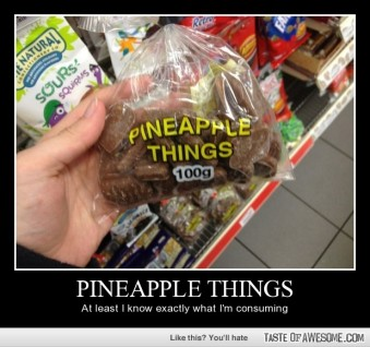 Pineapple Things