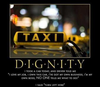 Taxi Dignity