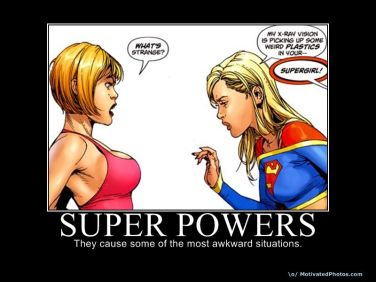 awkward super powers