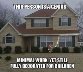 the grinch decorating