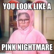 A-Christmas-Story-pink nightmare