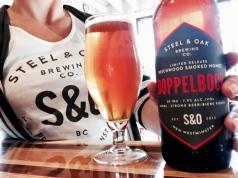 steel and oak doppleblock