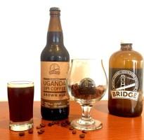 Bridge Brewing Uganda Sipi Coffee Brown Ale