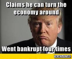 Donald Trump Bankrupt