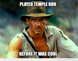 Indiana Jones Temple Run