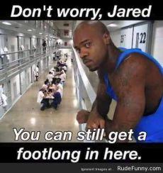 Jared Subway