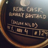 Real Cask Burnley Bastard Mild