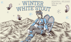 Steamworks Winter White Stout