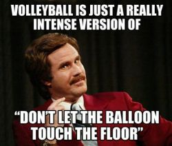 Volleyball Balloon
