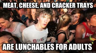 adult lunchables