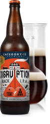 Category 12 Disruption Black IPA