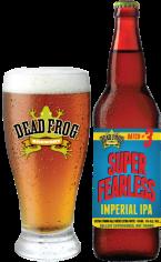 Dead Frog Super Fearless IPA