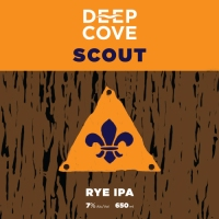 Deep Cove Scout Rye IPA