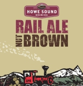 Howe Sound Rail Ale Nut Brown