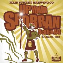 Main Street Up Your Sporran Scotch Ale