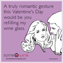 Valentine's Day Romantic Gesture