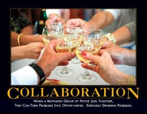 Collaboration Drinking
