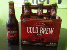 Dead Frog Cold Brew Red Ale